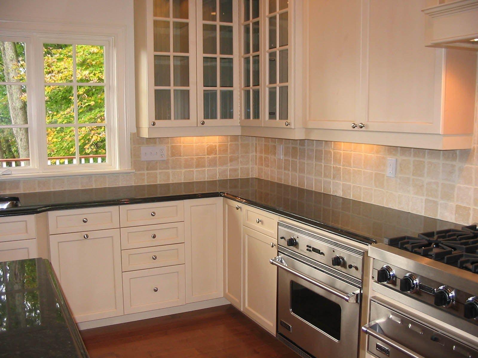 Black Granite Suitable Kitchen Counter Black Models Picture Luxury