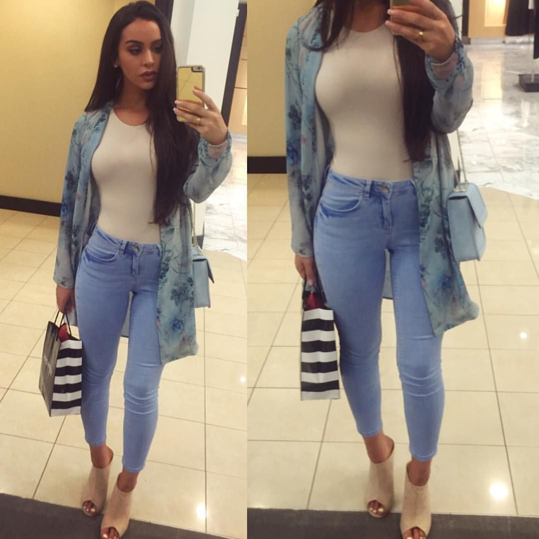 "249ad3103f346 Carli Bybel on Instagram  ""Yesterday s Shopping  OOTD ..."