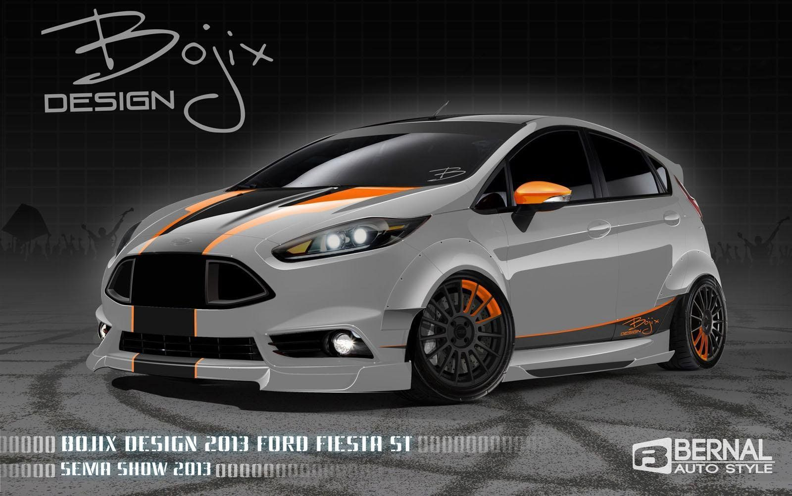 2014 ford fiesta st by bojix design picture doc529170