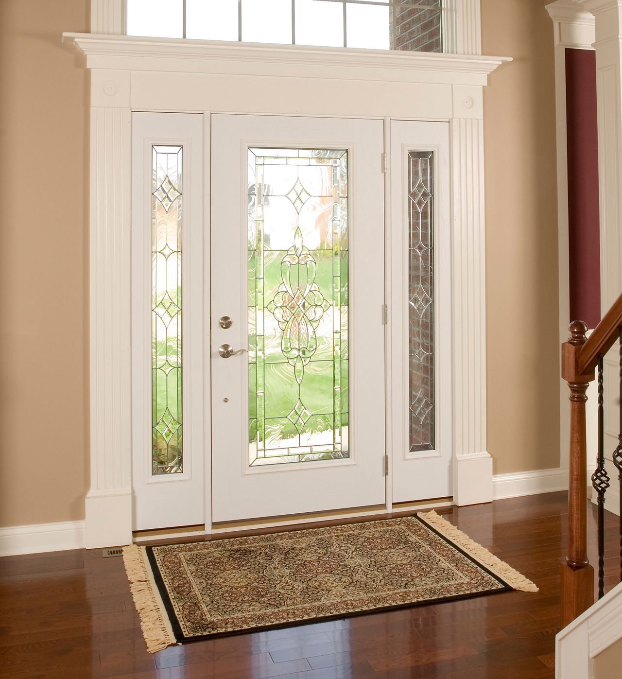 An Entrance Door By Provia Will Add A Professional Class