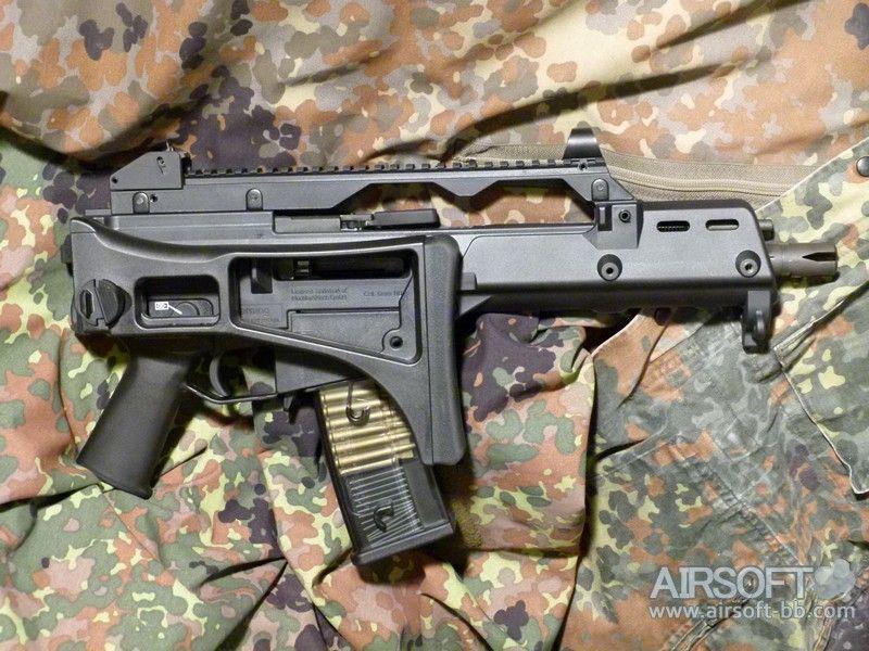 VFC G36C UMAREX Guns Pinterest Review