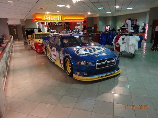 Penske Racing Store | Penske Racing South Facility - Mooresville - Reviews of Penske Racing ...