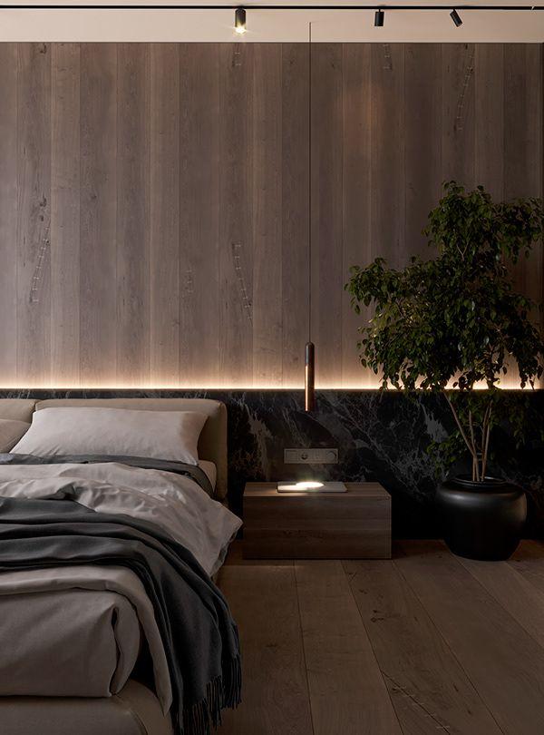 Brit Apartment Dezign Ark Beta In 2020 Bedroom Design Home
