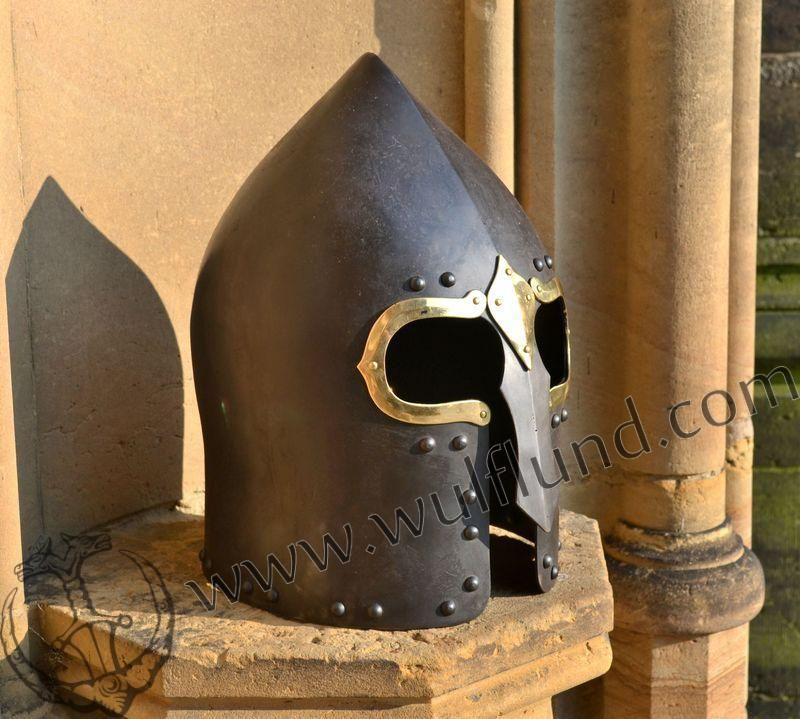 Lough Henney Irish Gallowglass Helmet