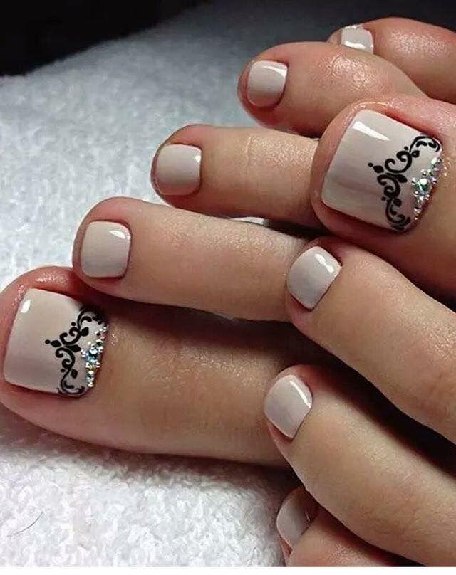 Pin By Kait Preston On Nails Pinterest Pedicures Pedi And Mani Pedi