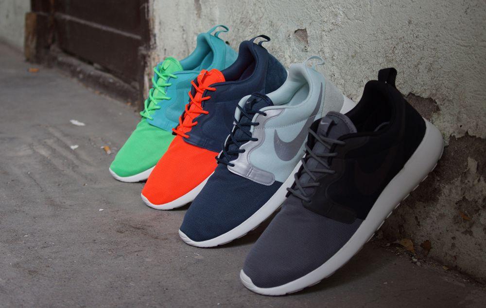 Nike Roshe Run Hyperfuse Monde Qs