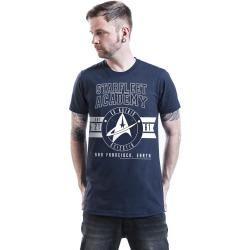 Photo of Star Trek Ex-Astris Herren-T-Shirt – navy – Offizieller & Lizenzierter Fanartikel