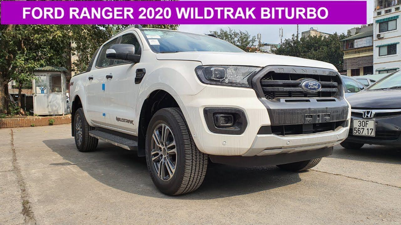 Ford Ranger 2020 Wildtrak Biturbo Nang Cấp Hữu Ich Gia Khong đổi Trong 2020 Ford Ranger Ford Cap