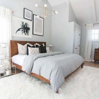10 Inspiration Minimalist Bedroom Design Ideas for Your Ultimate Comfort - DECOR CORNERS