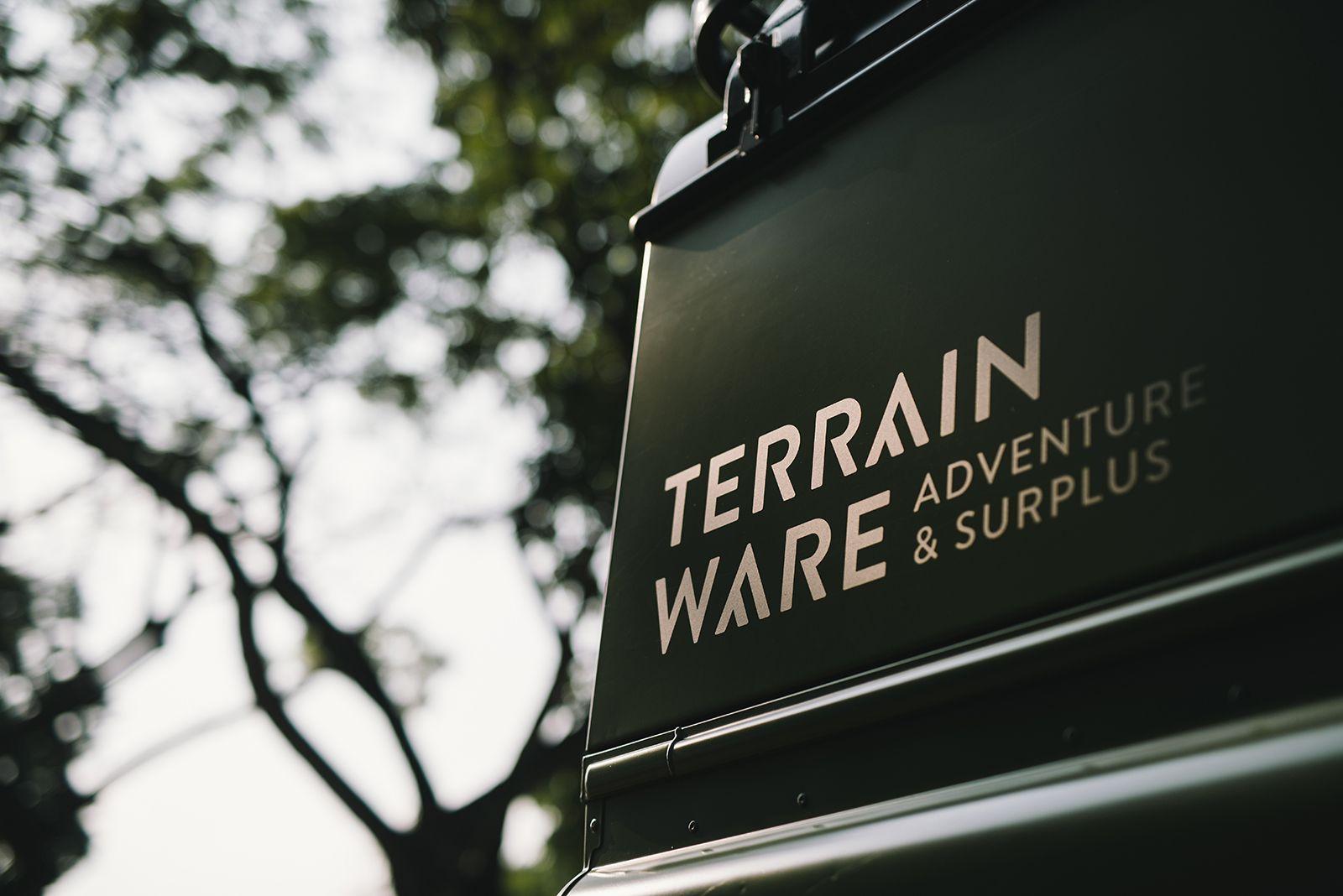"""Check out this @Behance project: """"Terrainware—Branding an Outdoor Gear Shop"""" https://www.behance.net/gallery/36344803/TerrainwareBranding-an-Outdoor-Gear-Shop"""