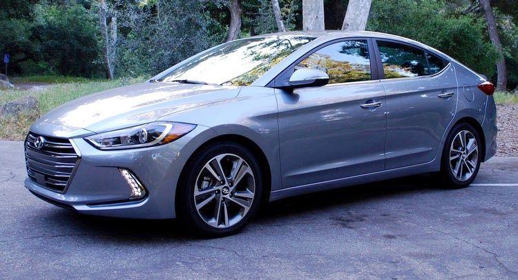 Five First Impressions 2017 Hyundai Elantra Hyundai