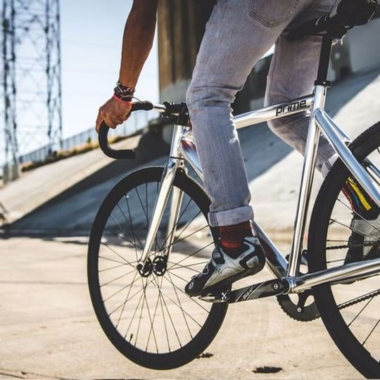 The Fixed Gear Phenomenon Has Become A Thriving And Fascinating
