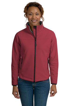 Port Authority Mens Weather Glacier Soft Shell Jacket
