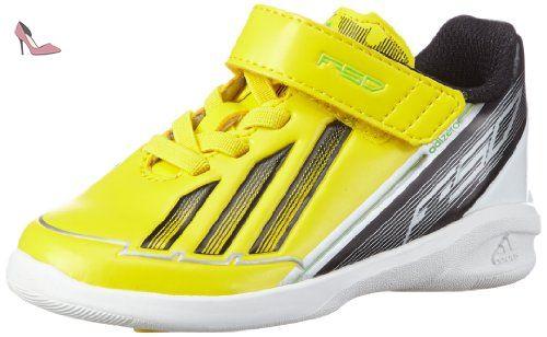 adidas f50 jaune bleu