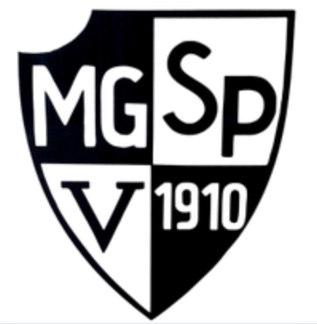 Sv Monchengladbach 1910 German Football Clubs Club Badge
