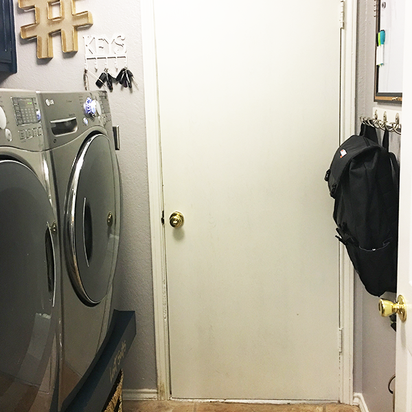 Laundry room ideas - DIY Laundry Pedestal and organization ideas.