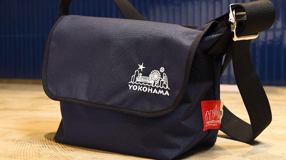 +Bモデル Manhattan Portageメッセンジャーバッグ | 横浜DeNAベイスターズ オフィシャルwebショップ