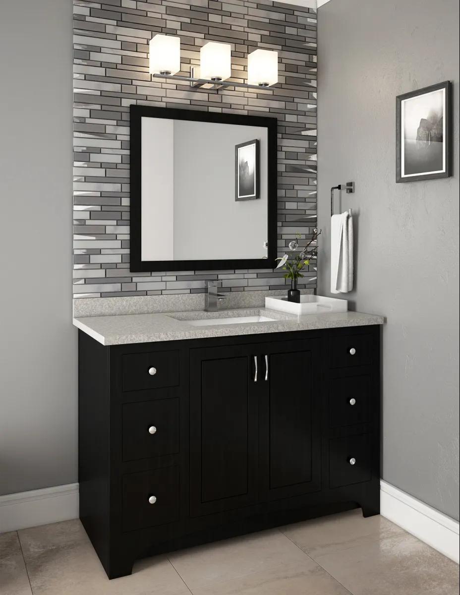 Design House 547091 Esp 30 Wall Mounted Mirror Build Com Washbasin Design Bathroom Interior Design Restroom Decor