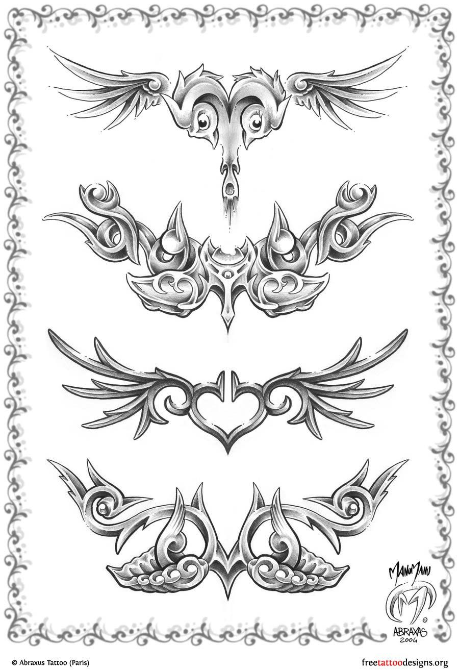 2ebdce67f Lower back tattoo designs | cool tattoos continues | Lower back ...