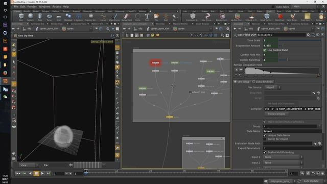 Turn on the Hidden OpenCL for UpRes in Houdini | Houdini Tuts