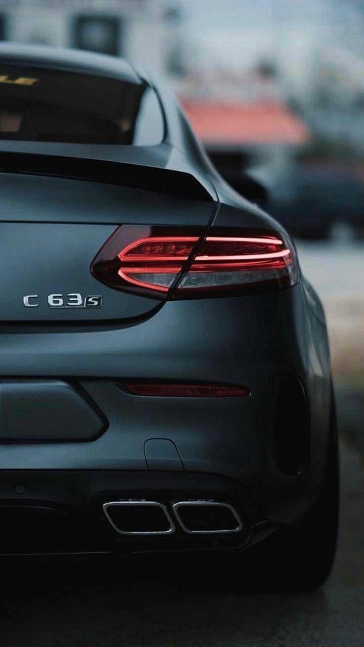Download Mercedes c63i concept car Mobile Wallpaper for