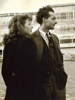 Sartre et Beauvoir #jeanpaulsartre