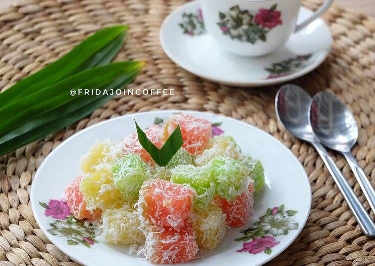 Resep Ongol Ongol Singkong Pelangi Oleh Fridajoincoffee Resep Resep Makanan Dan Minuman Cemilan