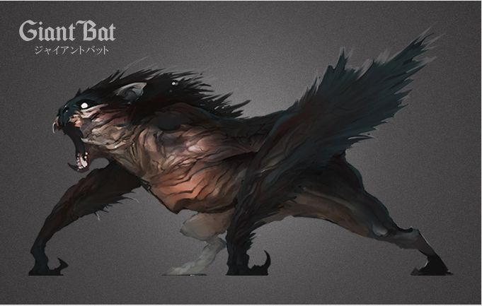 Image result for D&D giant bats