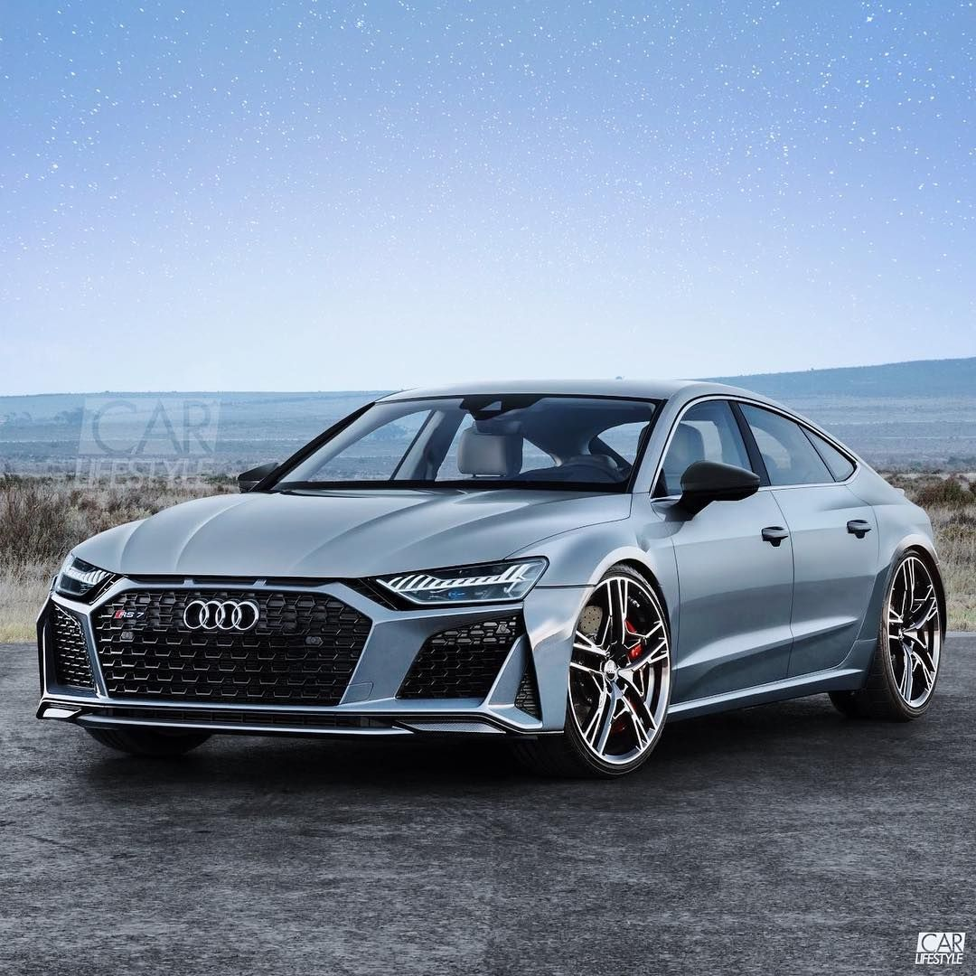 Could The 2020 Audi Rs7 Look Like This Render By Carlifestyle Carlifestyle Audi Rs7 Audi Audi Cars