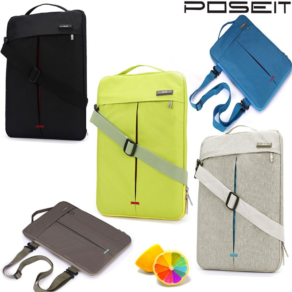 For New Apple macbook pro 13 15 Multi-touch bar Shoulder bag carry case pouch