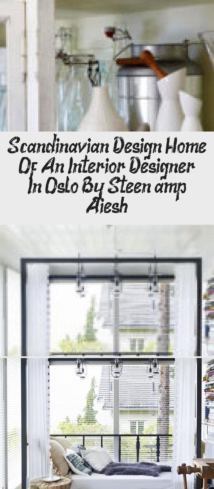 Home of an Interior Designer in Oslo by Steen & Aiesh (17) #interiordesignInspiration #interiordesignIdeas #interiordesignStudio #Traditionalinteriordesign #interiordesignBusiness