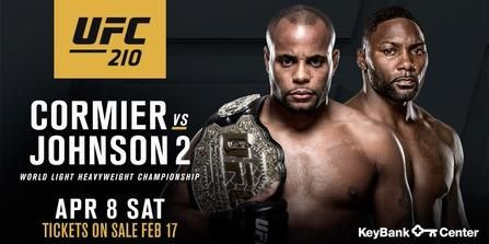 Check Out The Buffalo Ultimate Sweepstakes From Wkbw Tv I Just Entered To Win A Four Pack Of Tickets Ufc Daniel Cormier Ufc Fight Night
