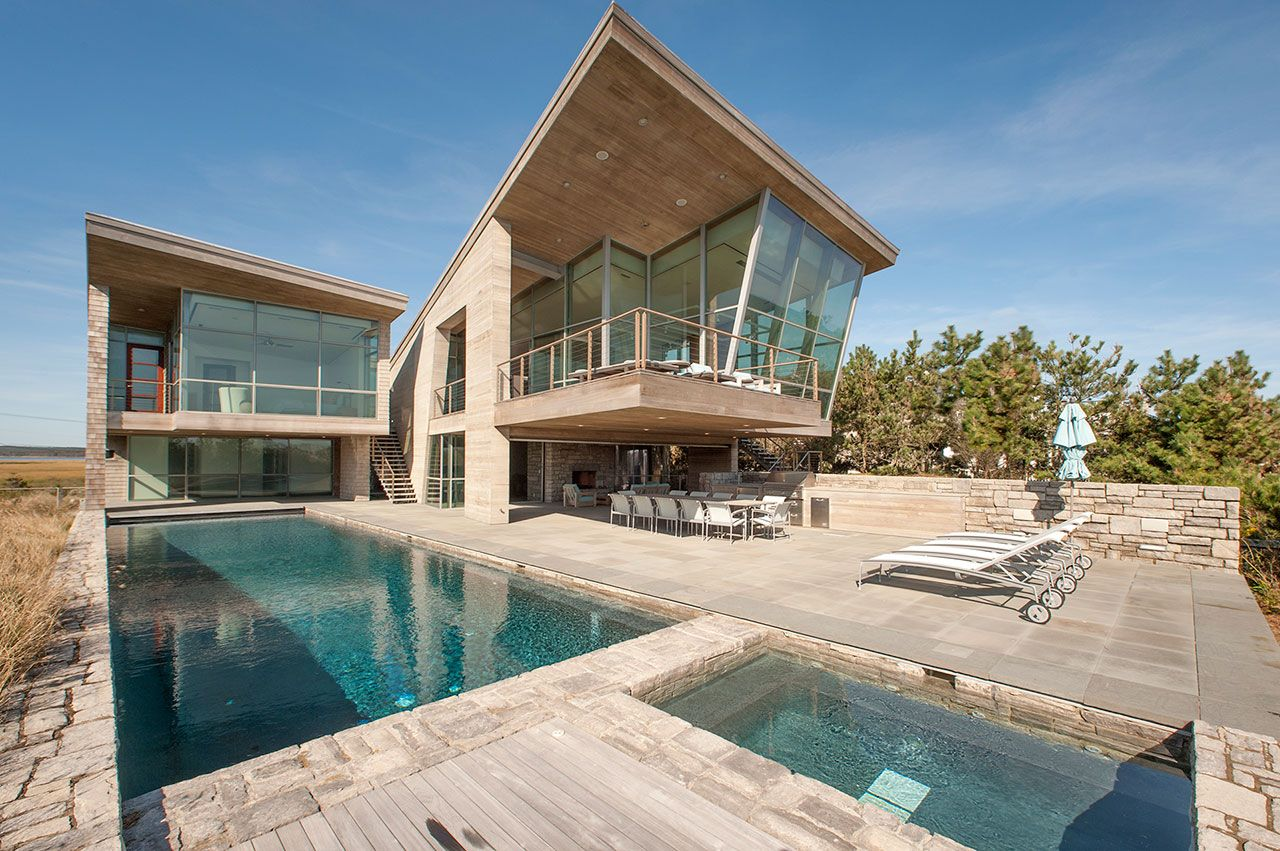Barnes Coy Architects - Projects   Hamptons house ...