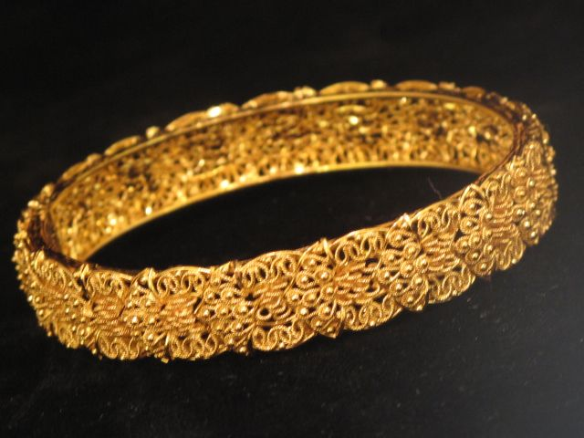 21k Gold Jewellery Damas With Images