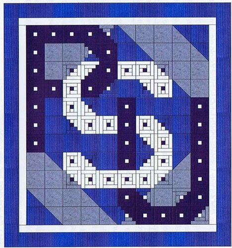 Penn State University Quilt Pattern Alphabet Soup By Ad