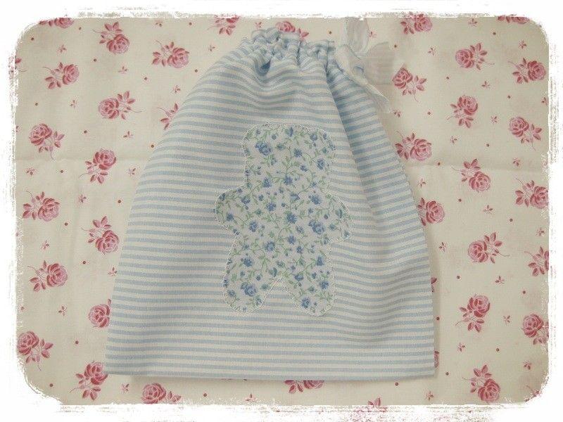 Bolsa merienda - Mamas y peques