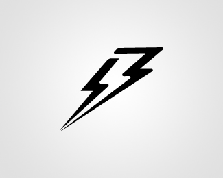 Pin By Aniq On Logo Idea Lightning Logo Logo Design Sports Logo Design