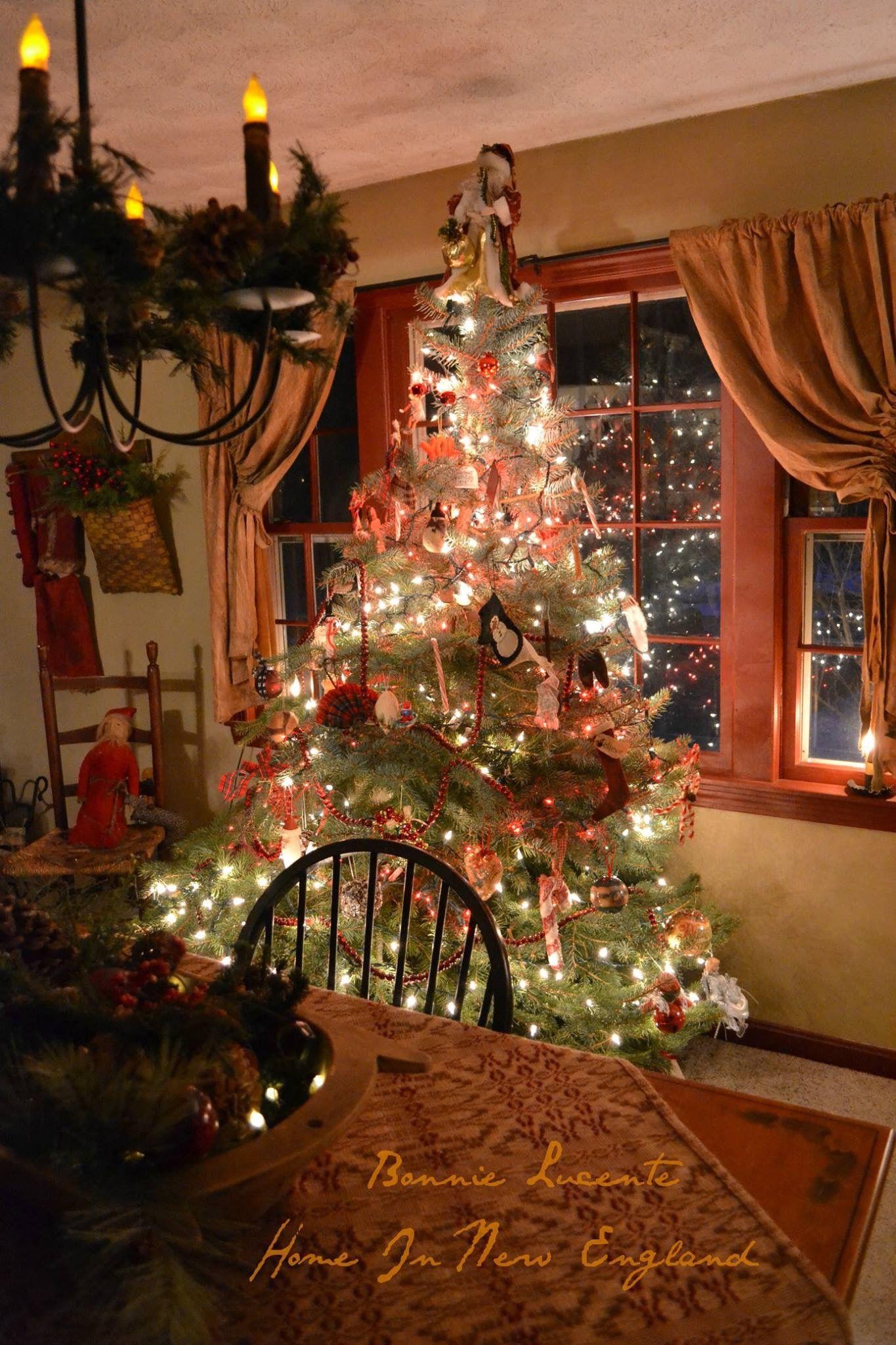 Image by Robin MacKay on Primitives Christmas tree