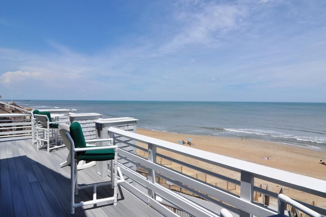 CR302 Crystal Shores Condo 302. Oceanfront in Kill Devil Hills. 3 ...