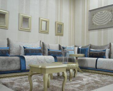 couleur salon marocain - Salon deco Marocain   salon   Pinterest