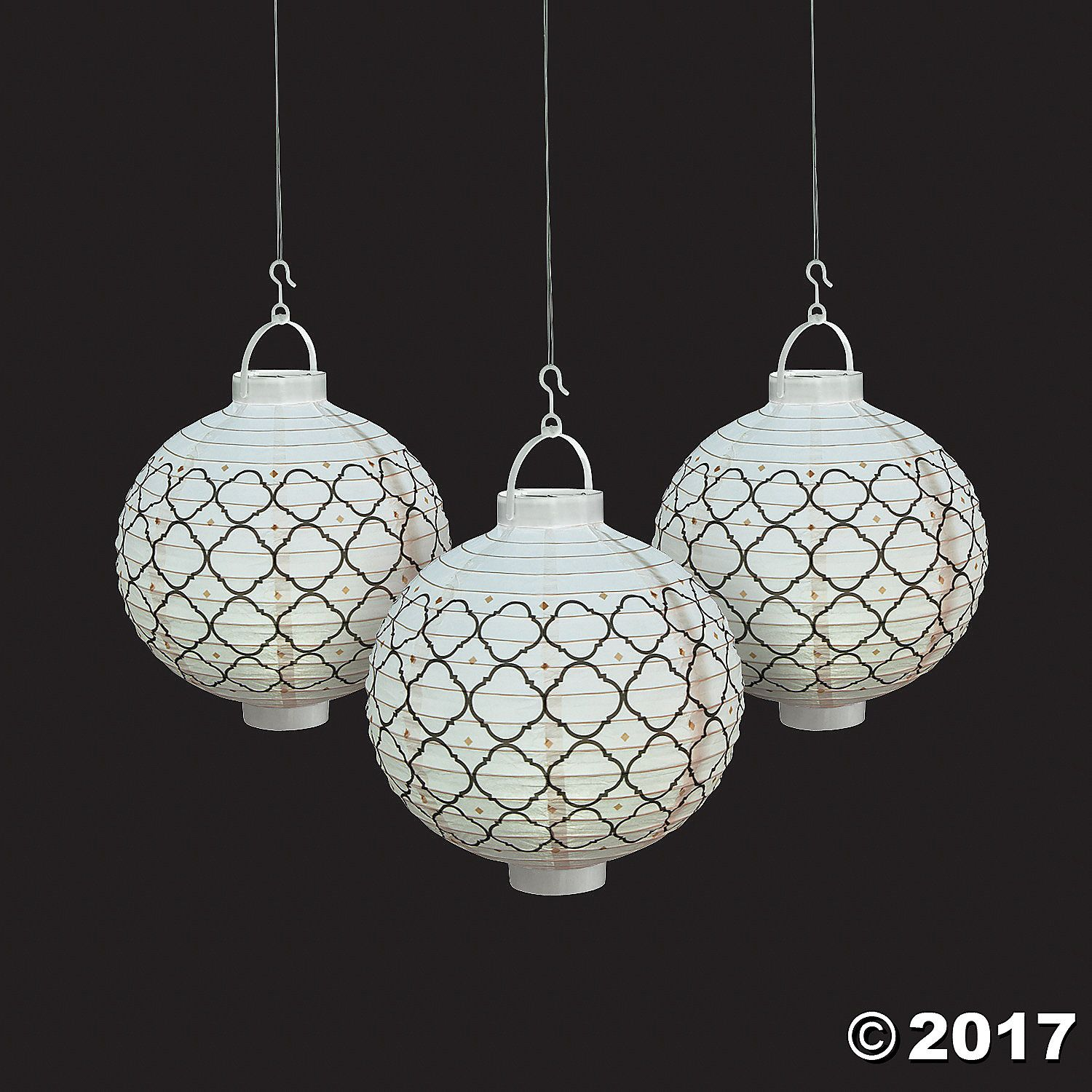 Beautiful Simply Timeless Lightup Hanging Paper Lanterns With How To