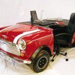 Repurposed Cars In Interior Design | Furnish Burnish