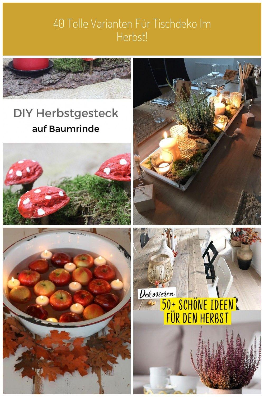 Schnelles Herbstgesteck Fur Den Tisch Naturlich Deko Deko Herbst Tisch Vegetables Food Tomato
