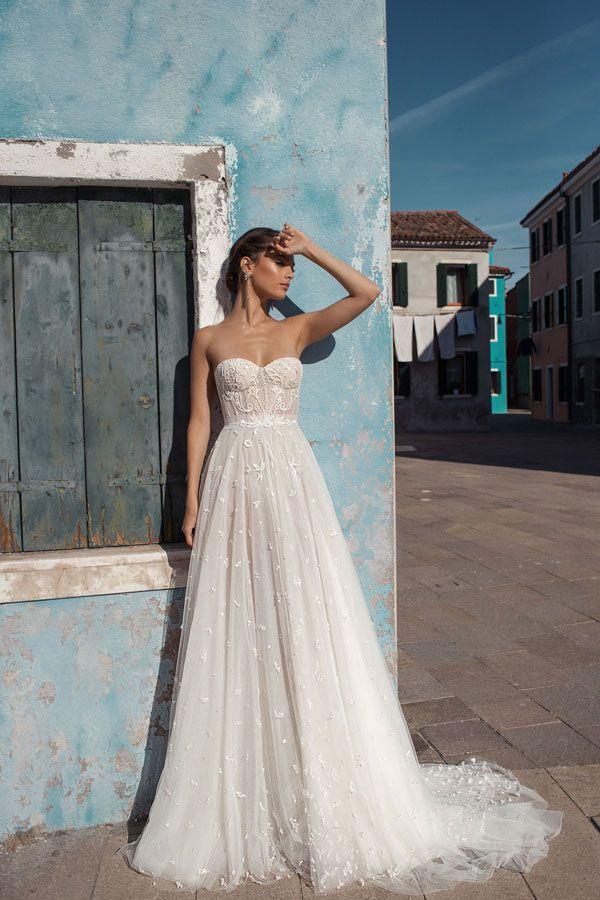 Hochzeitskleider Gali Karten 2018 Braut Kollektion — Modekreativ.com