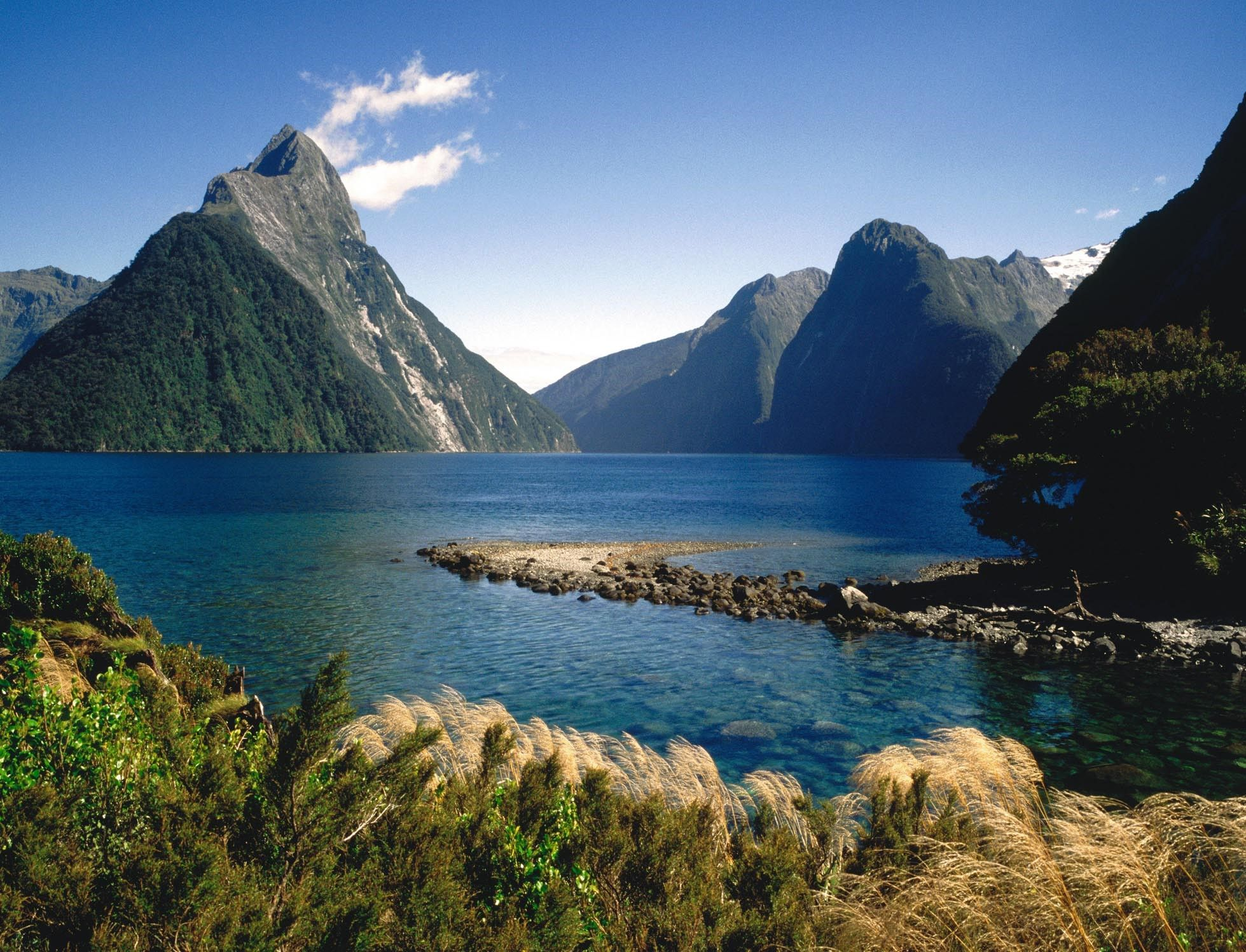 Active Downunder;  Glaciers, Beaches, Rainforests & Fiords