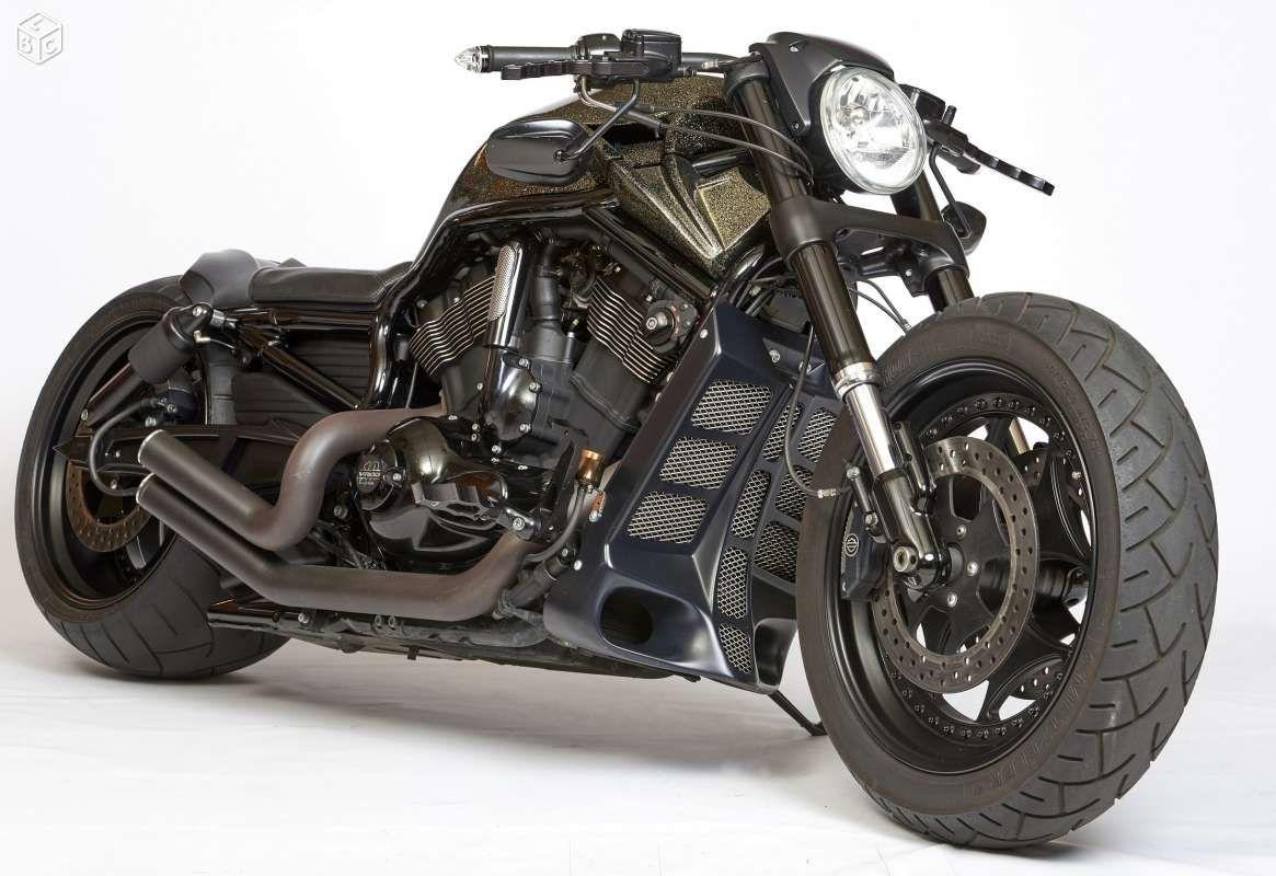 harley davidson 1225 night rod show bike motos lot et garonne harley davidson v. Black Bedroom Furniture Sets. Home Design Ideas