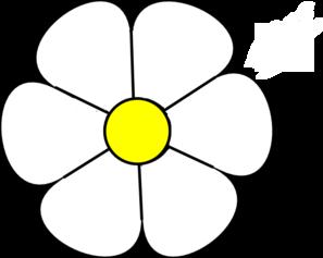 daisy flower clip art white daisy 1 clip art vector clip art rh pinterest ca daisy flower outline clip art daisy flower clip art picture