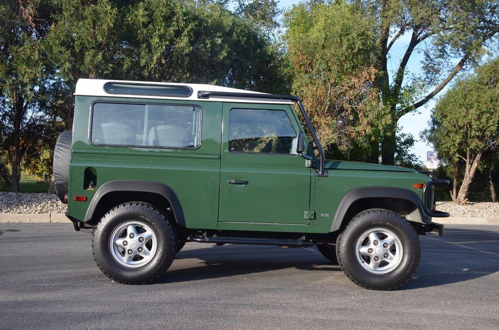 1995 Land Rover Defender Station Wagon   eBay Motors, Cars & Trucks