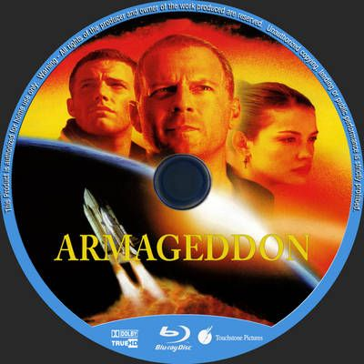 Armageddon..I cry every time...