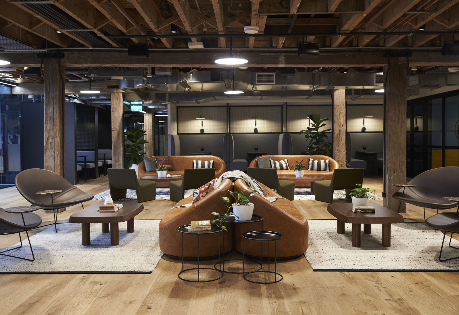 Office Works Sydney Office Tour Wework Pyrmont Coworking Offices Sydney
